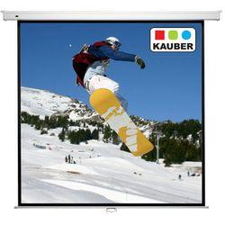 Ekran ścienny - Econo Wall 178x178 cm (172x172) - Matt White
