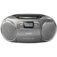 Przenośne radioodtwarzacze, RADIOODTWARZACZ Philips AZB600 DAB+ CD KASETY