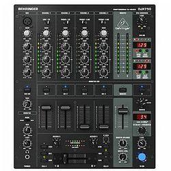 """BEHRINGER PRO MIXER DJX750 - Mikser DJ -5% na pierwsze zakupy z kodem """"START""""!"""
