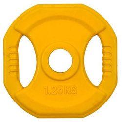 Obciążenie czworokątne inSPORTline Pump set 1,25 kg
