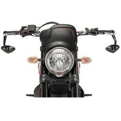 Owiewka PUIG Retroplate do Ducati Scrambler Icon/Classic/Full T. 15-17 (karbon)