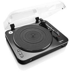 Gramofon LENCO L-85 Czarny + DARMOWA DOSTAWA + skorzystaj z RABATU i 5-letniej gwarancji w Pakiecie Korzyści!