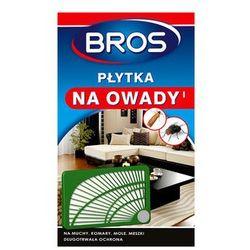 BROS Płytka Na Owady - Muchy, Komary, Mole i Meszki 1 szt.