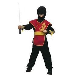 Strój Ninja Lux 4-6 Lat, przebrania dla dzieci