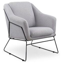 Fotel wypoczynkowy Foster 3X - popielaty