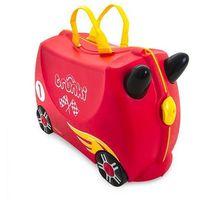 Naklejki, Jeżdżąca walizeczka Trunki - Samochód wyścigowy Rocco + naklejki TRU-0321