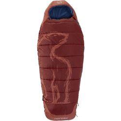 Nordisk Puk Junior Sleeping Bag 130-170cm Kids, czerwony 2021 Śpiwory Przy złożeniu zamówienia do godziny 16 ( od Pon. do Pt., wszystkie metody płatności z wyjątkiem przelewu bankowego), wysyłka odbędzie się tego samego dnia.