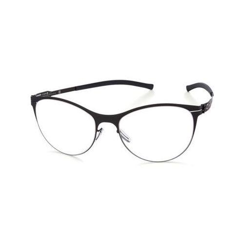 Okulary korekcyjne, Okulary Korekcyjne Ic! Berlin M0170 Lucie H. black