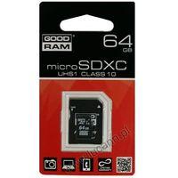 Karty pamięci, Karta pamięci microSD GOODRAM 64GB CL10 UHS-I