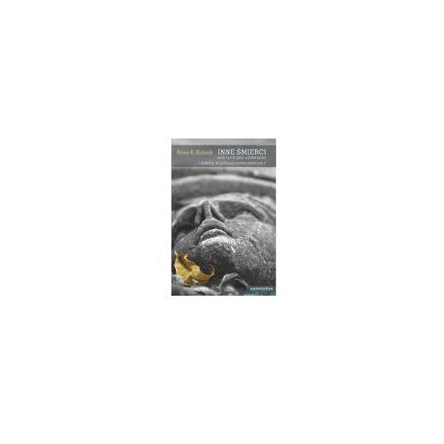 Socjologia, Inne śmierci (opr. broszurowa)