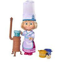 Lalki dla dzieci, Lalka Masza kucharka i Niedźwiedź