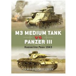 M3 Medium Tank vs Panzer III Kasserine Pass 1943 (D.#10) (opr. miękka)