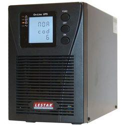 UPS Lestar UDX- 1000 ONLINE LCD 4XIEC Darmowy odbiór w 20 miastach!