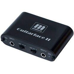 MidiTech Guitarface II – Interfejs USB