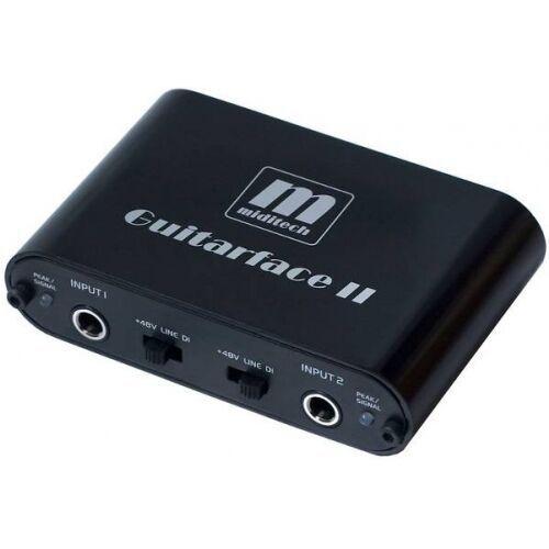 Akcesoria studyjne, MidiTech Guitarface II – Interfejs USB