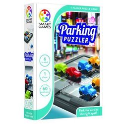 Gra logiczna Smart Games SmartMax - Parking Puzzler 5414301518549