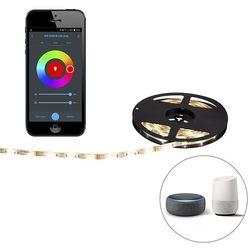 Inteligentna taśma LED RGBW 5m 24W aplikacja