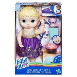 Baby Alive Urodzinowa lala