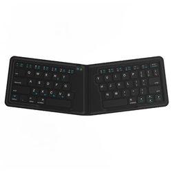 Kanex MultiSync Foldable Keyboard - Składana klawiatura Bluetooth dla iOS / Android / Windows (grafitowy)