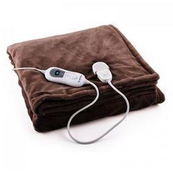 Klarstein Sherlock koc elektryczny 120 watównadaje się do prania 180x130cm