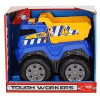 Jeżdżące dla dzieci, Auto tough workers z dźwiękiem, 3 rodzaje