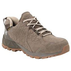 Damskie buty trekkingowe CASCADE HIKE LT TEXAPORE LOW W beige / coconut brown - 5