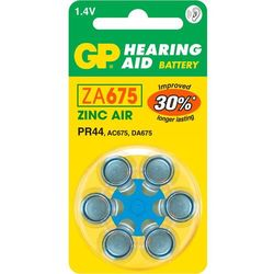 Bateria GP ZA675-D6