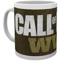 Kubek Call of Duty: WWII Logo (MG2410) + Zamów z DOSTAWĄ W PONIEDZIAŁEK!