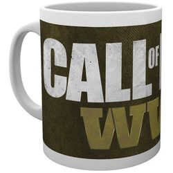 Kubek Call of Duty: WWII Logo (MG2410)