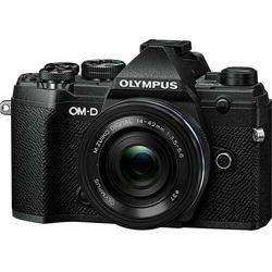 Olympus Aparat E-M5 Mark III + 14-42 EZ Black (V207090BE030)