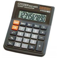 Kalkulatory, Citizen Kalkulator biurowy SDC-022S