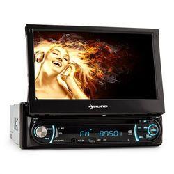 auna MVD-330 Monitor multimedialny Bluetooth USB SD MP3 AUX ekran dotykowy 18 cm (7) Zamów ten produkt do 21.12.16 do 12:00 godziny i skorzystaj z dostawą do 24.12.2016