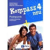 Książki do nauki języka, Kompass neu 4 KB w.2014 PWN (opr. broszurowa)