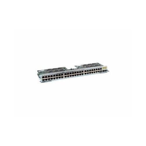 Firewalle, Cisco NME-XD-48ES-2S-P EtherSwitch Service Mod 48 10/100T POE + 2SFP,Std Image(SMI)