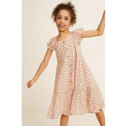 Mango Kids - Sukienka dziecięca Margaret 110-164 cm