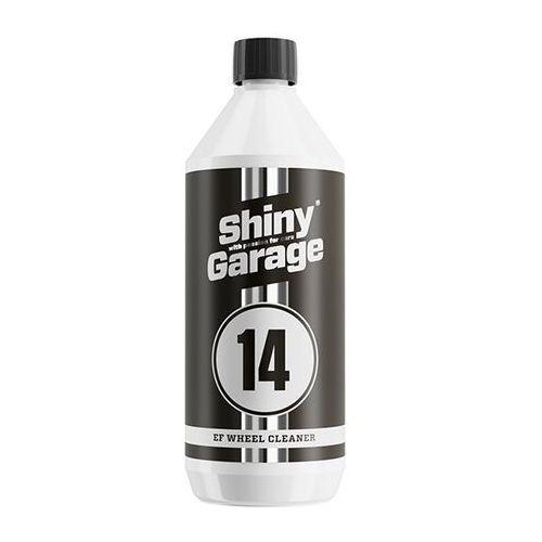 Pozostałe kosmetyki samochodowe, Shiny Garage EF Wheel Cleaner Professional Line 1l do felg