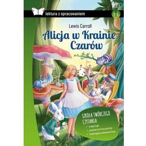 Książki dla dzieci, Alicja w Krainie Czarów z opracowaniem (opr. twarda)