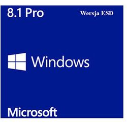 Microsoft Windows 8.1 Professional 32/64Bit OEM PL