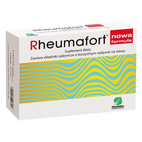 Leki na zapalenie stawów, Rheumafort x 120 kaps (nowa formuła)
