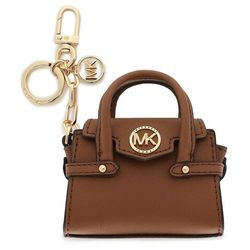 Etui na klucze MICHAEL MICHAEL KORS - Carmen Bag Charm 32F0GF3K4L Luggage