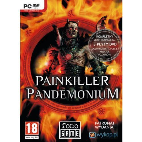 Gry na PC, Painkiller (PC)