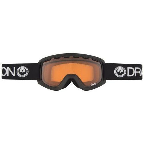 Kaski i gogle, gogle snowboardowe DRAGON - Lil D Coal (Amber) (006) rozmiar: OS