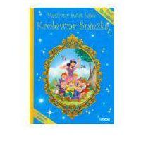 Książki dla dzieci, Magiczny świat bajek Królewna Śnieżka (opr. miękka)