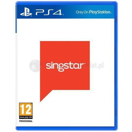 Gry PS4, SingStar Mistrzowska Impreza (PS4)