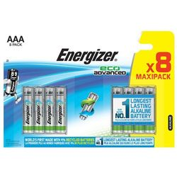 Energizer Eco Advanced Micro 8xAAA