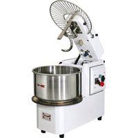 Roboty i miksery gastronomiczne, Mikser spiralny ze zdejmowaną dzieżą, 2 prędkości, 18 kg | STALGAST, 786402