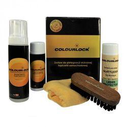 Colourlock Zestaw do czyszczenia skóry z mleczkiem pielęgnującym SOFT/STRONG