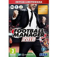 Gry PC, Football Manager 2018 (PC)