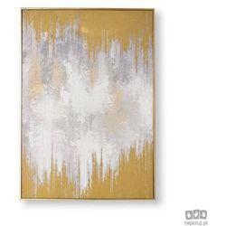 Obraz ręcznie malowany - Odbicie w wodzie 104018