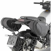 Stelaże motocyklowe, KAPPA TE8704K STELAŻ POD SAKWY BOCZNE BENELLI LEONCINO 500